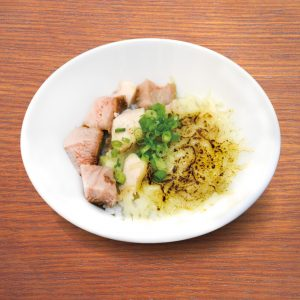 つけ麺一燈_〆のチーズリゾット
