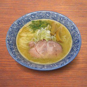 つけ麺一燈_鶏魚介ラーメン