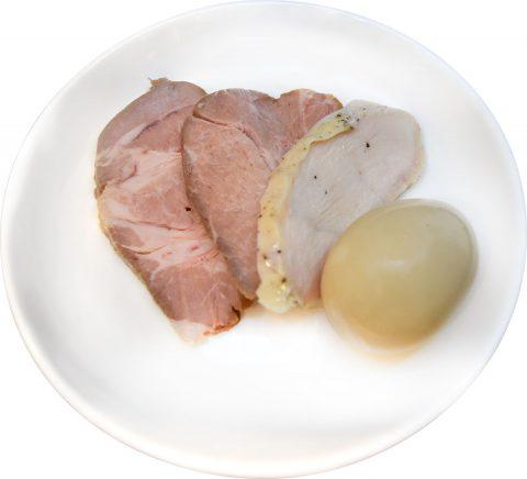 つけ麺一燈_特製